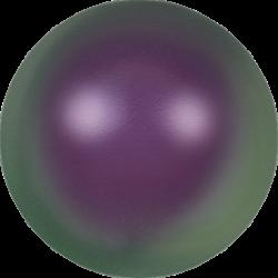Swarovski Pearls 5810 6 mm Iridescent Purple Pearl - 10 Pcs