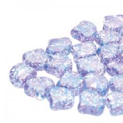 Ginkgo Leaf Bead 7,5 x 7,5 mm Confetti Splash Indigo - 5 g