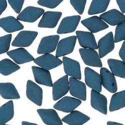 GemDuo 8 x 5 mm Matte Velvet Dark Teal - 5 g