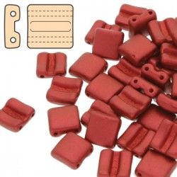 Fixer Vers. Orizzontale 8 x 8 mm Lava Red - 5 g