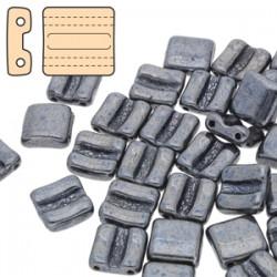 Fixer Vers. Orizzontale 8 x 8 mm Hematite - 5 g