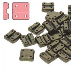 Fixer Vers. Verticale 8 x 8 mm Light Gold Mat - 5 g