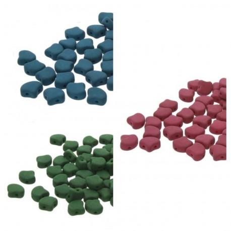 Ginko Set n. 7 Matte Velvet Colour - 1 set