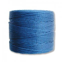 S-Lon Bead Cord 0.5 mm Wine - 1 Spool 70 m