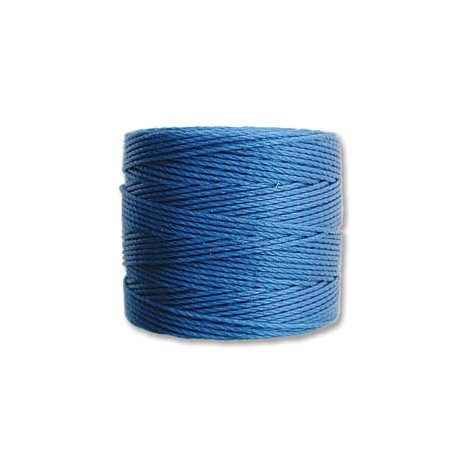 S-Lon Bead Cord 0.5 mm Wine - 1 Spool 70 m
