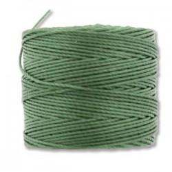 S-Lon Bead Cord 0.5 mm Light Peach - 1 Bobina da 70 m