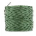 S-Lon Bead Cord 0.5 mm Fern - 1 Spool 70 m