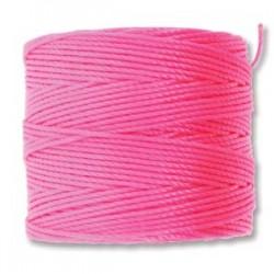 S-Lon Bead Cord 0.5 mm Fern - 1 Bobina da 70 m