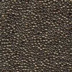 Rocailles Miyuki 11/0 Metallic Dark Bronze - 10 g