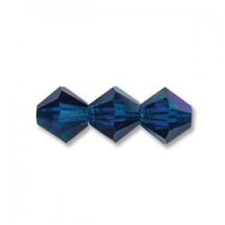 Bicono Preciosa 4 mm Hyacinth AB - 40 pz