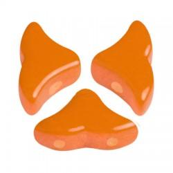 Helios® par Puca® 6x10 mm Opaque Apricot - 5 g