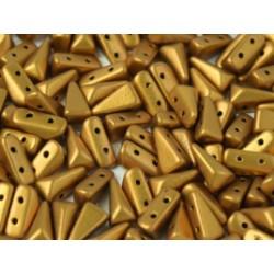 Perline VEXOLO® 5x8 mm Aztec Gold - 40 Pz