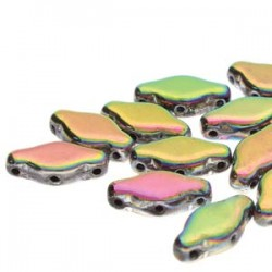 Navette 12x6 mm Crystal Labrador Full (Silver) - 5 g