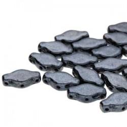 Navette 12x6mm Crystal Labrador Full (Silver) - 5 g