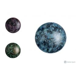 Set Cabochons par Puca® 18 mm n. 1 Colori Spotted - 1 conf.