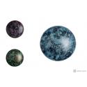 Cabochon par Puca® 18 mm Set N. 1 Spotted Colours - 1 pack