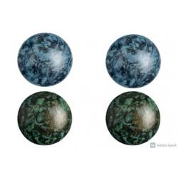 Set Cabochons par Puca® 18 mm n. 3 Colori Spotted - 1 conf.
