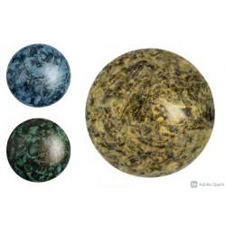 Set Cabochons par Puca® 25 mm n. 5 Colori Spotted - 1 conf.