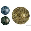 Cabochon par Puca® 25 mm Set N. 5 Spotted Colours - 1 pack