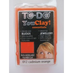 To-Do YouClay 012 Cadmium Orange 56 g