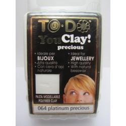 To-Do YouClay 064 Platinum Precious  56 g
