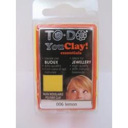 To-Do YouClay 006 Lemon  56 g