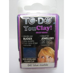 To-Do YouClay 047 Blue Marble 56 g