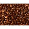 Pinch Beads  5x3 mm  Copper  - 10 g