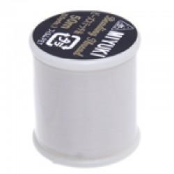 Miyuki Thread White - 1 Spool  50 m