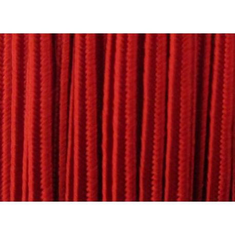 Cordoncino Soutache  2,5 mm Rosso   - 2 m
