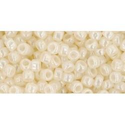 Rocailles Toho 8/0 Ceylon Light Ivory