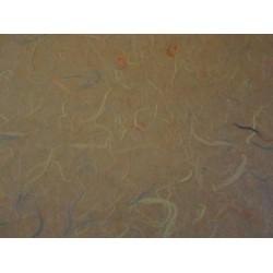 Carta di Riso 64x47 cm  Rosa Cipria - 1  foglio