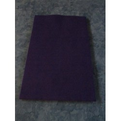 Felt 20x30 cm, Purple - 1 pc