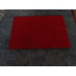 Panno Lenci  20x30 cm  Rosso   - 1  pz