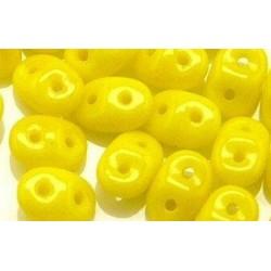 Superduo 2,5x5 mm Yellow  -  10 g