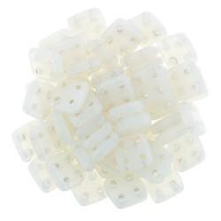 CzechMates QuadraTile  6 mm Alabaster - 5 g