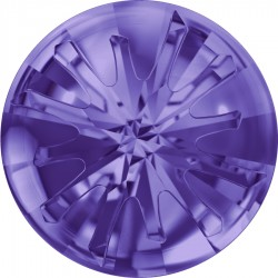 Swarovski Sea Urchin 1695  14 mm  Tanzanite  - 1 pc