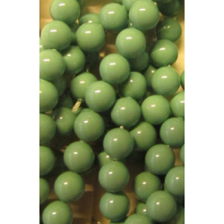 Swarovski  Pearls 5810  6 mm  Jade  Pearl - 10  Pcs