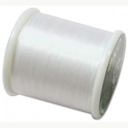 KO Thread  0.25 mm White  - 1 Spool  50 m  (55 Yards)