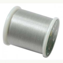 KO Thread  0.25 mm Light Grey  - 1 Spool  50 m  (55 Yards)