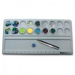 BeadSmith Bead Board 46x24 cm Grey - 1 pc