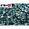 Es-O Beads 5 mm Jet Full AB - 5 g