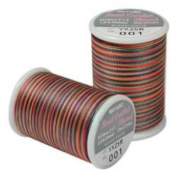 Miyuki Bead Crochet  0,45 mm  Rainbow - 1 Spool 25 m