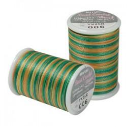 Filo Miyuki Bead Crochet  0,45 mm  Earth Tone  - 1 Bobina da 25 m