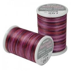 Filo Miyuki Bead Crochet  0,45 mm  Vineyard  - 1 Bobina da 25 m
