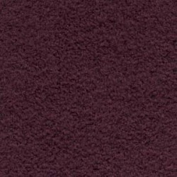 Ultra Suede 21,5 x 21,5 cm Bordeaux - 1 pc