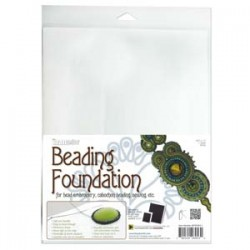 Beadsmith Beading Foundation  28 x 21,5 cm  Bianco  -  1 pz