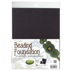 Beadsmith Beading Foundation  28 x 21,5 cm  Black  -  1 pc