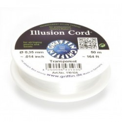 Griffin Illusion Cord 0,35 mm - 50 m Spool
