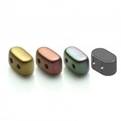 IOS® par Puca® 5,5X2,5 mm Silver Alluminium Mat - 10 g